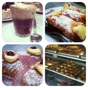 Brunetti: A Carlton institution for coffee and pastries