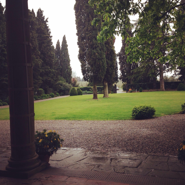 Waking up to this in San Casciano (Villa Il Poggiale)