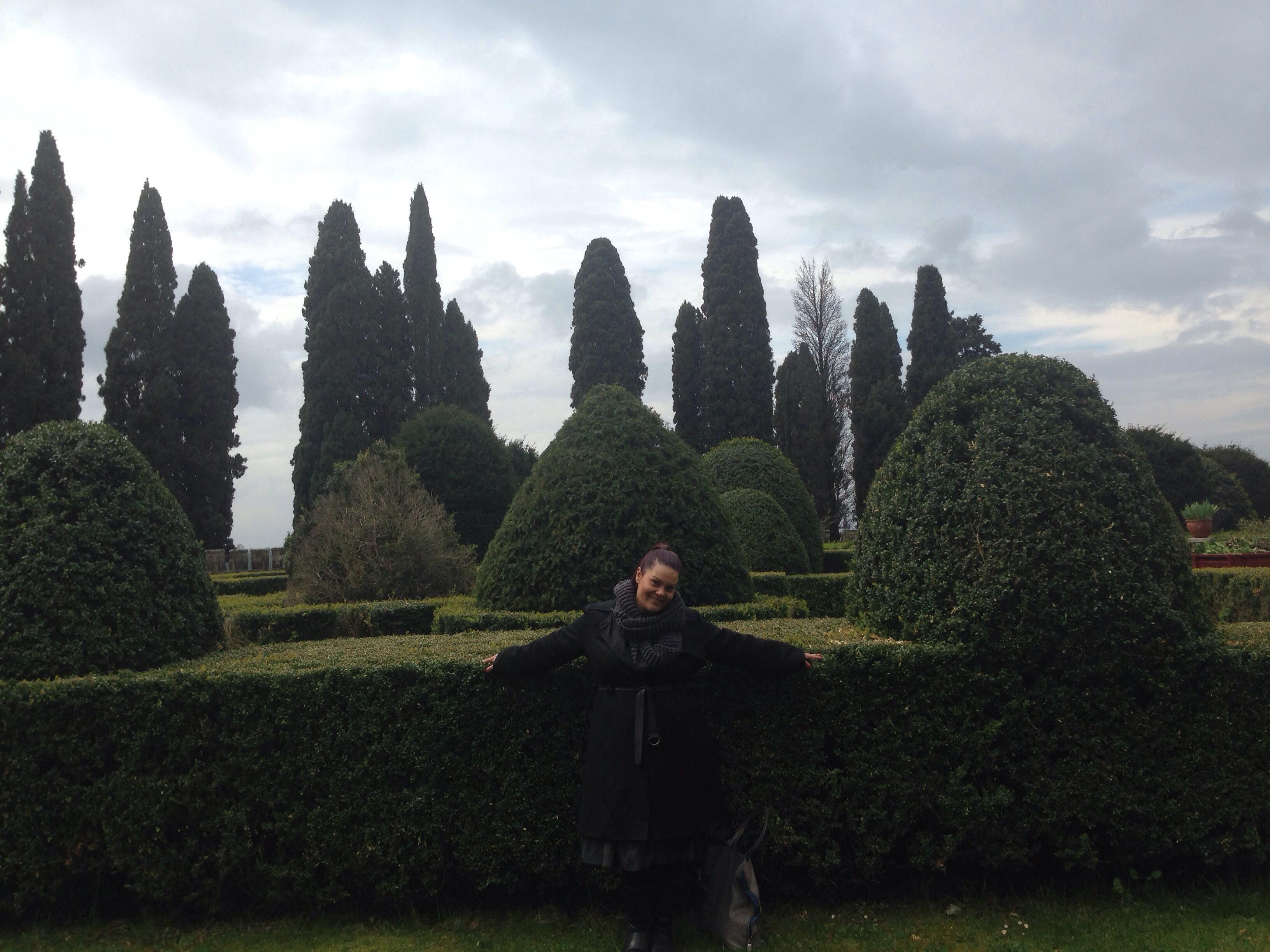 Think Tuscany, think green...