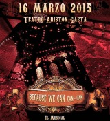 Because We Can Can-Can The Musical: Sopra Le Righe – The Pride ofGaeta