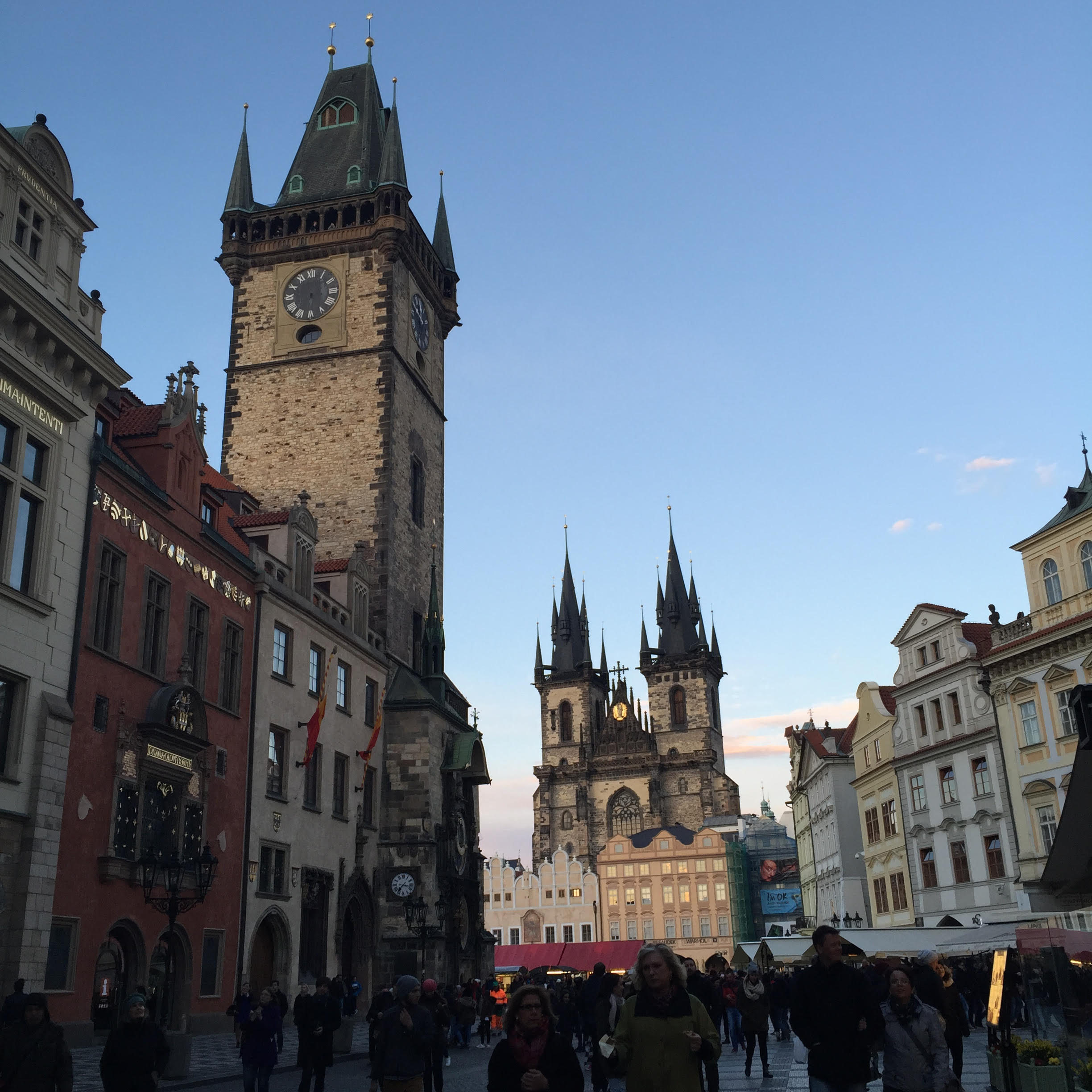 Gorgeous Prague Old Town